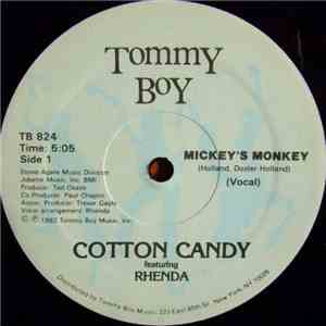 Cotton Candy Featuring Rhenda - Mickey's Monkey mp3 download
