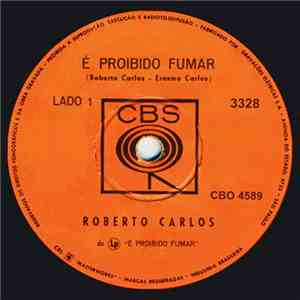 Roberto Carlos - É Proibido Fumar download mp3