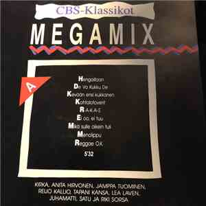 Various - CBS-Klassikot Megamix mp3 download