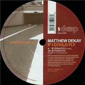 Matthew Dekay - If I Could Fly mp3 download