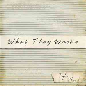 Tyler Ward - What They Wrote mp3 download