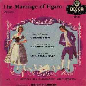 Mozart - Vienna Philharmonic Orchestra - The Marriage Of Figaro mp3 download