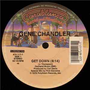 Gene Chandler / Edwin Starr - Get Down / Contact mp3 download
