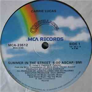 Carrie Lucas - Summer In The Street mp3 download