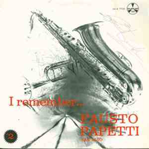Fausto Papetti - I Remember... N°2 mp3 download