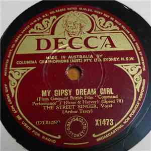 The Street Singer (Arthur Tracy) - My Gipsy Dream Girl / Dance, Gipsy, Dance mp3 download