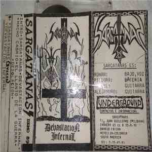 Sargatanas  - Devastacón Infernal (Demo 89) mp3 download