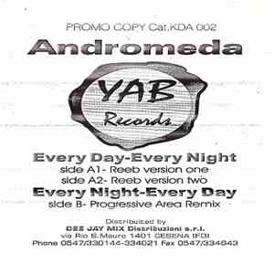 Andromeda  - Every Day-Every Night / Every Night-Every Day mp3 download