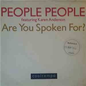 People People Featuring Karen Anderson - Are You Spoken For? mp3 download