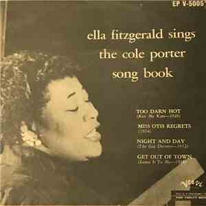 Ella Fitzgerald - Ella Fitzgerald Sings The Cole Porter Song Book - Volume 2 mp3 download