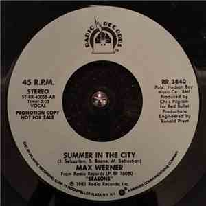 Max Werner - Summer In The City download mp3