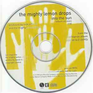 The Mighty Lemon Drops - Into The Sun mp3 download