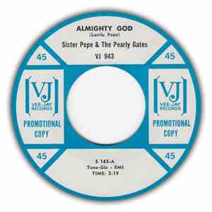 Sister Pope & The Pearly Gates - Almighty God / Early One Morning mp3 download