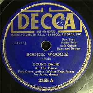 Count Basie - Boogie Woogie / How Long How Long Blues mp3 download