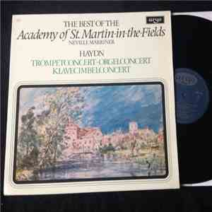 Academy Of St. Martin-in-the-Fields, Neville Marriner, Joseph Haydn - Trompetconcert - Orgelconcert - Klavecimbelconcert mp3 download