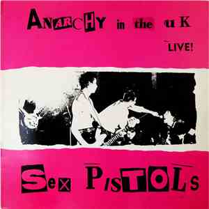 Sex Pistols - Anarchy In The UK - Live mp3 download