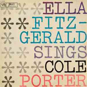Ella Fitzgerald - Ella Fitzgerald Sings Cole Porter mp3 download