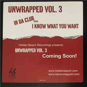 Various - In Da Club / I Know What You Want mp3 download