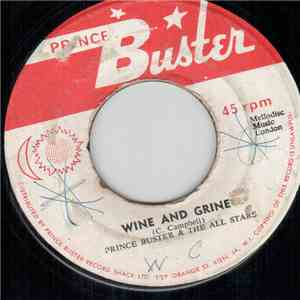 Prince Buster's All Stars / Prince Buster & Prince Buster's All Stars - Wine And Grine / The Punishment mp3 download