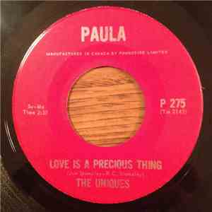 The Uniques  - Every Now And Then (I Cry) / Love Is A Precious Thing mp3 download
