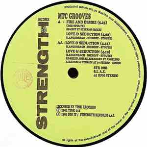 MTC Grooves - Love & Seduction / Fire & Desire mp3 download