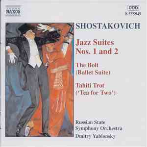 Shostakovich - Russian State Symphony Orchestra • Dmitry Yablonsky - Jazz Suites Nos. 1 And 2 mp3 download