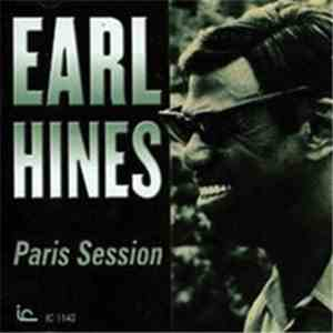 Earl Hines - Paris Session mp3 download