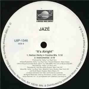 Jazé - It's Alright mp3 download