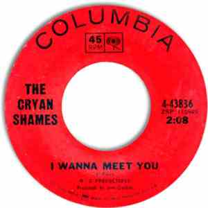 The Cryan Shames - I Wanna Meet You mp3 download