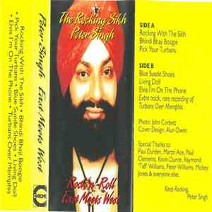 Peter Singh - East Meets West mp3 download