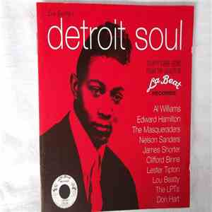 Lou Beatty 's Various - Lou Beatty's Detroit Soul - Thirty Rare Gems From The Vaults Of La Beat Records mp3 download