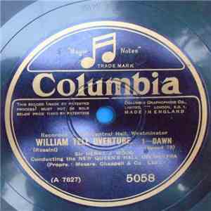 The New Queen's Hall Orchestra, Sir Henry J. Wood - William Tell Overture mp3 download